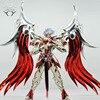 Komiks klub w magazynie JModel Saint Seiya EX Ares Saga zło bóg wojny Gemini Saga Saintia Shoko PVC figurka metalowy pancerz tryb