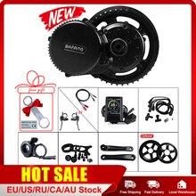 Bafang 48V 500W BBS02B Ebike Mid Crank Drive Motor Kits E BIKE Lcd scherm Elektrische Fiets Conversie Kit P850C 500C C965 Display