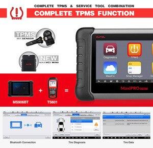 Image 4 - Scanner de voiture dautel MaxiPRO MP808TS Scanner de Diagnostic de voiture OBD2 outil de Diagnostic automatique