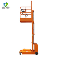 Full Electric Order Picker for supermarket use