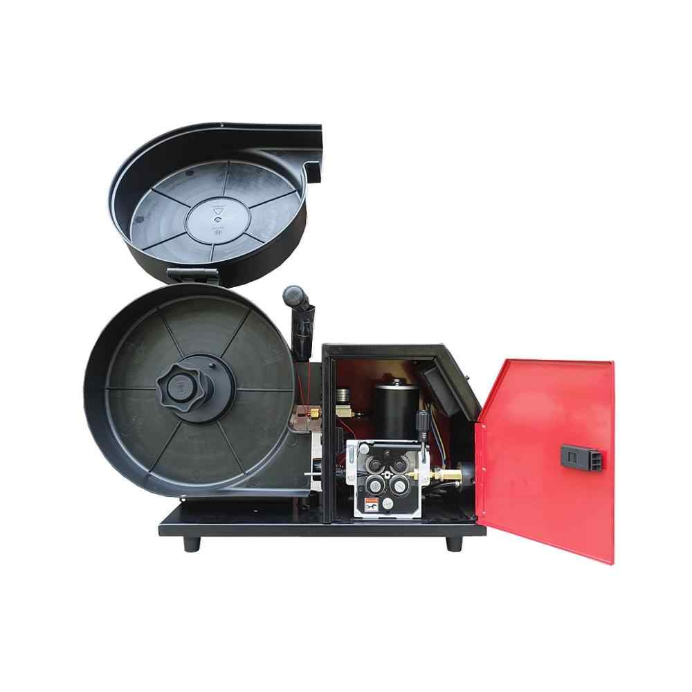 Professional 350A ลวด DC24v 4 ม้วน 0.8-1.6mm ฟีดม้วน 300 มม.SPOOL MIG เชื่อมเครื่องระยะไกลควบคุมลวด