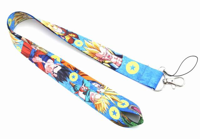 Wholesales 30 pieces/lot High Quality Cartoon Series Phone Strap Lovely Badge Holder Lanyard Key Neck Strap 2