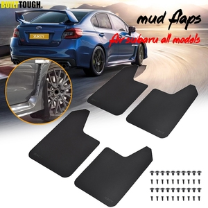 Mudflaps Mud Flaps Splash Guards Mudguard For Subaru Justy Legacy B4 Touring Wagon Liberty GT Impreza RX GX LX WRX STI XV