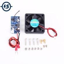 Inteligentny regulator temperatury 3-biegowa automatyczna czujnik kontroli w/ 5V wentylator chłodzenia podwozia trzeci bieg regulacji