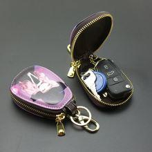 2020pu кожаная сумка для ключей модная дамская коробка хранения