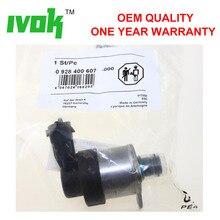 커먼 레일 시스템 압력 레귤레이터 흡입 제어 밸브 SCV For PEUGEOT CITROEN 0928400607 0 928 400 802 1920HT 9683703780