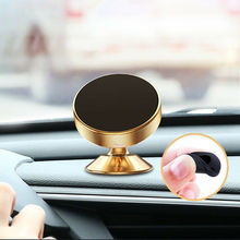 цена на Universal Magnetic Car Phone Holder Stand in Car For iPhone X Samsung Magnet Air Vent Mount Cell Mobile Phone Support GPS