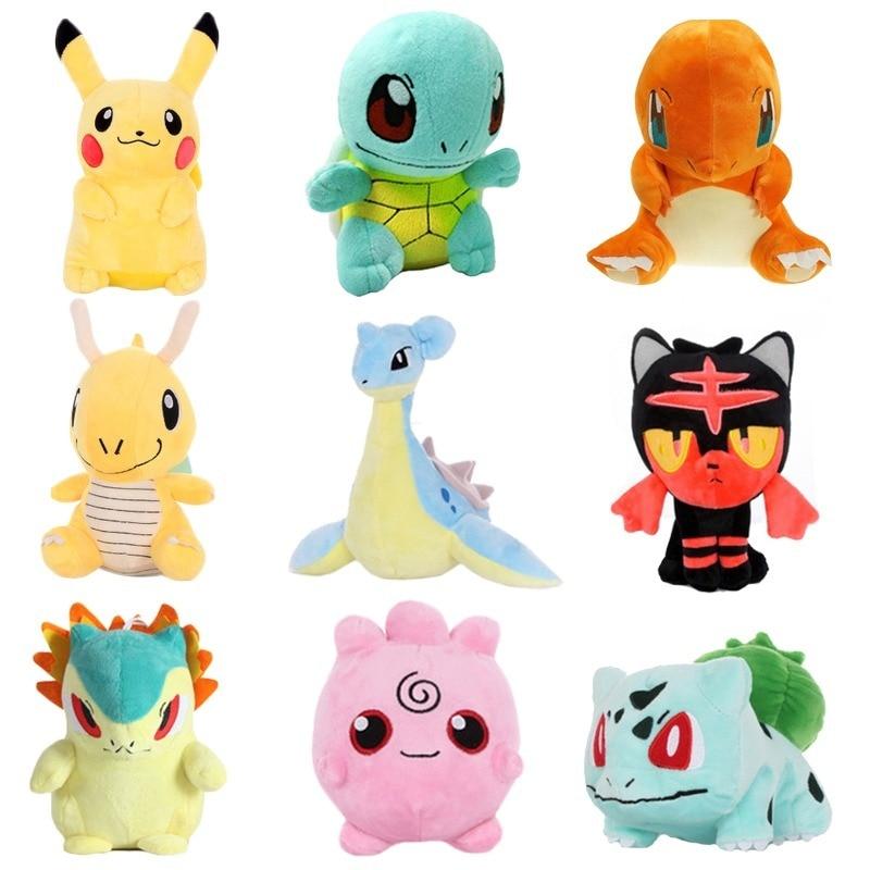 takara-tomy-pikachu-bulbasaur-squirtle-charmander-stuffed-toy-font-b-pokemon-b-font-hobby-doll-anime-peripheral-plush-kids-gifts