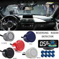 Car Parking Sensor 8 Sensors Car Parking Sensor Car Detection Parking Assistance Car Reversing Radar Parking System