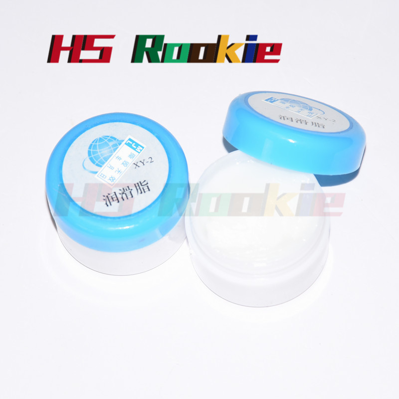 XY-2 Lubricating Oil White Grease Lubricated Plastic Gear Printer Mechanical Equipment Damping Noise Grease Solder Paste