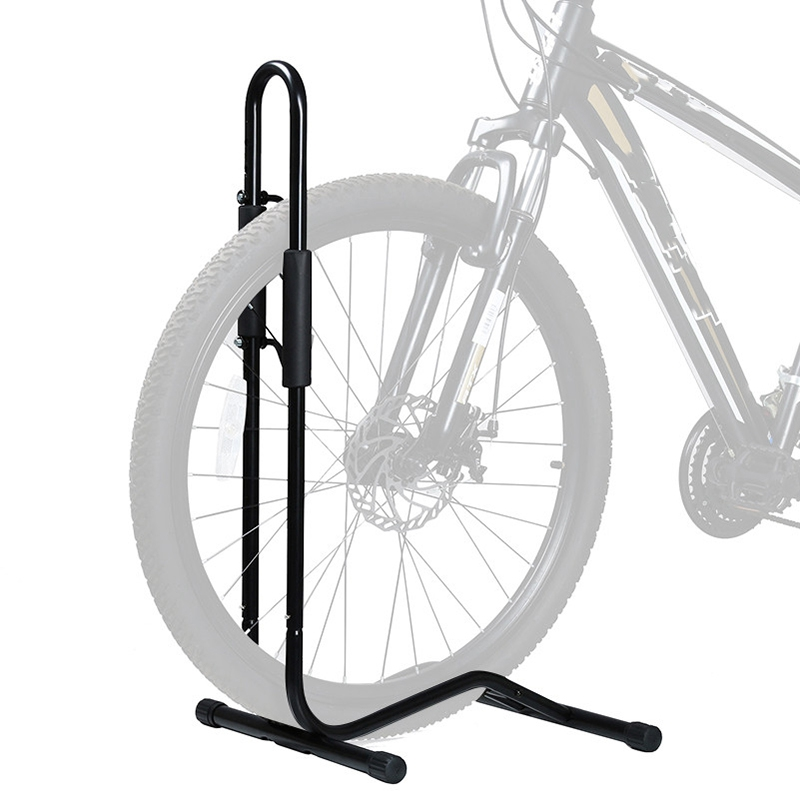 Bicycle Mechanic Stand Rack Quick Release Floor Stand Bike Adjustable Stand Holds Repair Stand