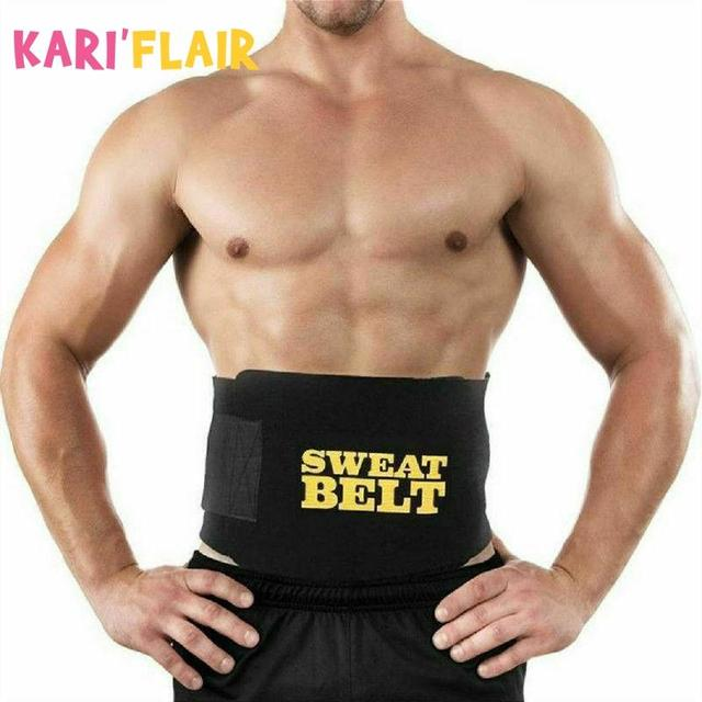 Shapewear Slimming Waist Support Underbust Waist Trainer Belt Women Men Body Shaper Suit Sweat Belt Premium Waist Trimmer Corset
