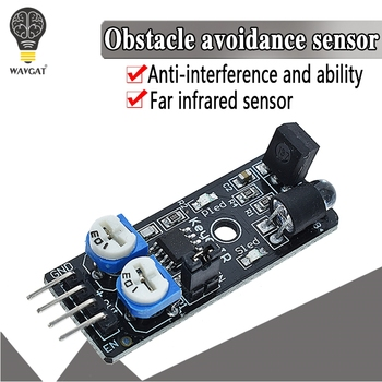 KY-032 4pin IR Infrared Obstacle Avoidance Sensor Module Diy Smart Car Robot KY032 for Arduino - discount item  8% OFF Active Components
