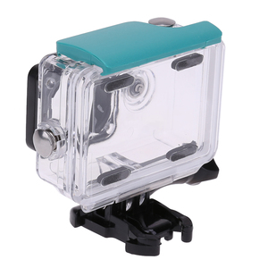 Image 5 - GloryStar 45M Underwater Diving Waterproof Case for Xiaomi Yi Sports Waterproof Box for Xiaomi yi Action camera Protective
