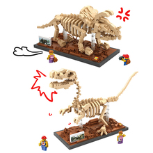 Triangulation Dragon Raptor Small Particles Assembled Jurassic Dinosaur Fossil Building Blocks Toys Christmas Jurassic World 511 pcs blocks the police command post fancy to hold small particles assembled building blocks toys