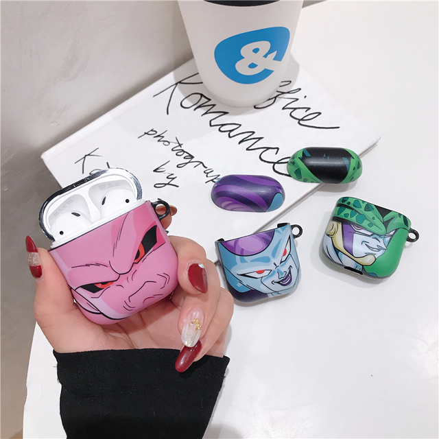 Dragon Ball Super case for iphone 11 Pro cover for Airpods 2 1