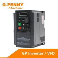 CNC 220V 2.2kw /1.5kw VFD CNC Spindle motor driver speed controller Variable Frequency Drive VFD Inverter 1HP input 3HP output