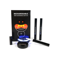 Newest best selling rechargeable teeth whitening product for home teeth whitening kit