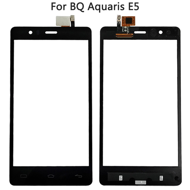 New E5 Touch Screen For BQ Aquaris E5 4G HD FHD E5.0 Touch Sensor Glass Digitizer Panel Assembly