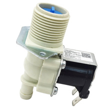 Ultra-Durable Washing Machine Inlet Valve JSF2 Single-Injection Solenoid Valve Universal Washing Machine Replacement Kit