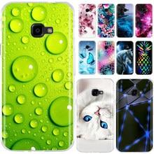 Para samsung galaxy xcover 4 caso capa de silicone caso de telefone macio para samsung xcover 4 galaxy xcover4 g390f g390 SM-G390F casos