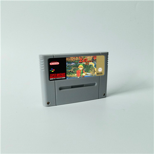 Image 4 - Zeldaed Series Games A Link to The Past Parallel Worlds Goddess of Wisdomed BS Zeldaed Remix   ARPG Game Cartridge EUR Version