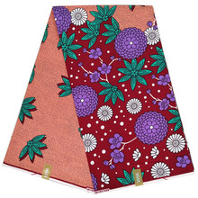 цена Ankara veritable Wax Dutch African wax Prints Fabric 100% cotton African dresses в интернет-магазинах