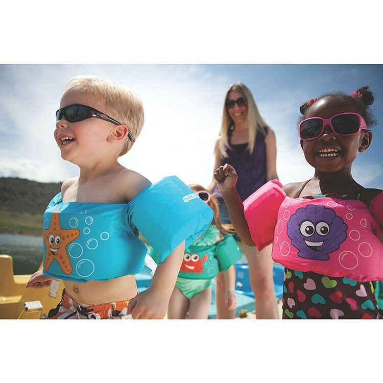 New Kids Baby Swim Toddler Float Swimming Ring Pool Infant Kid Life Jacket Buoyancy Vest