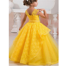 Dresses Wedding-Blackless Toddler Girls Kids New for Summer Princess-Dress