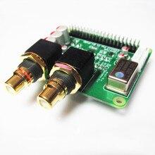 Raspberry pi4B pi3 B + 2B 3B + I2SDAC ES9023 karta rozszerzenia
