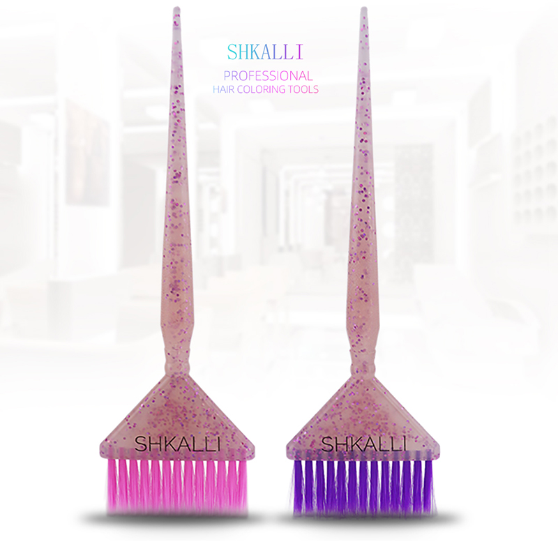 Balayage Hair Brush Hair Color Brush SHKALLI Professional Salon Tool For Hair Dyeing Hair Bleach Tint Brush