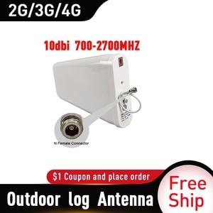 Image 2 - Antena de látigo de 700 2700MHz, repetidor de señal completo, accesorios para GSM UMTS DCS, Uds., amplificador de señal móvil 3G 4G LTE