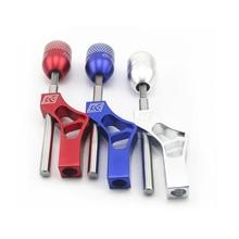 Алюминиевый Рычаг переключения передач, Регулируемый рычаг переключения передач, подходит для Toyata Honda Civic Integra CRX B16 B18 B20 D Series