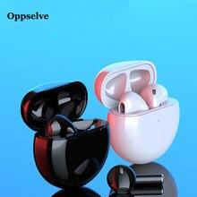 Oppselve TWS Sport Bluetooth Kopfhörer Drahtlose Kopfhörer Lauf Kopfhörer Stereo Super Bass Ohrhörer Sweatproof Mit Mic Headset