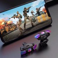 Chiave di mira L1R1 Controller Joystick Cell trigger per pubg Free Fire Mobilizer trigger per cellulare Gaming Gamepad accessori