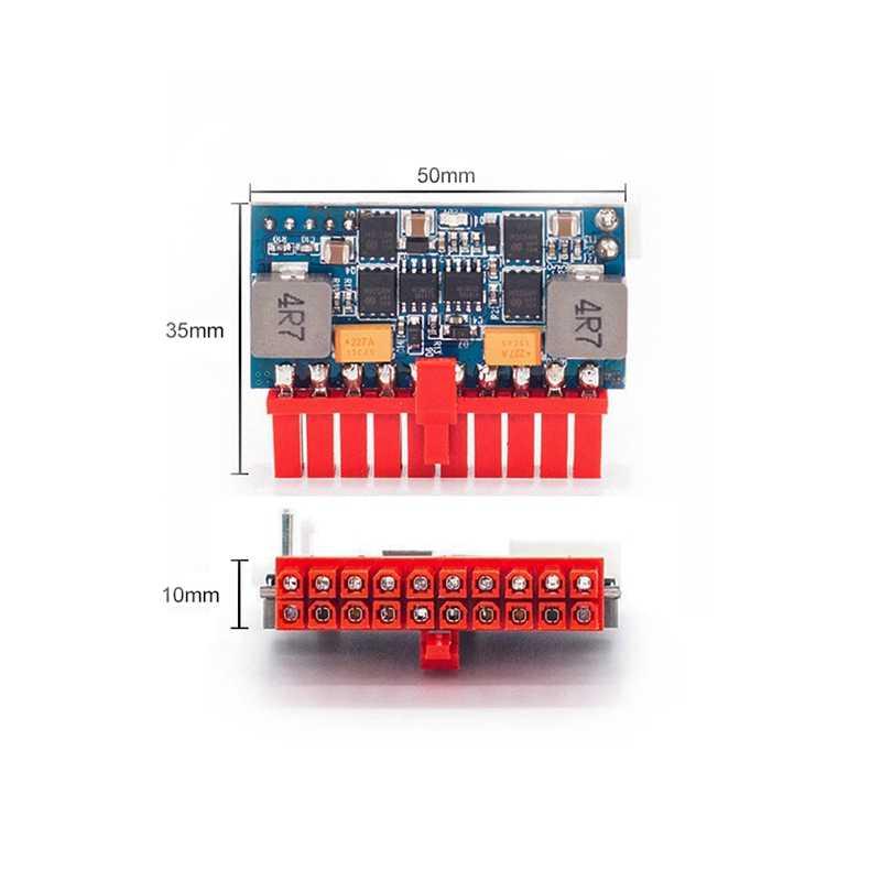Dc Atx Dc に Dc 19V 120 ワット 20 ピン Psu ミニ Itx Pc 用電源コンピュータ