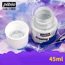 Liquid-Set Paint Pebeo Special Whitening Medium