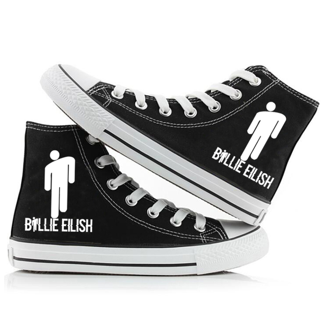 BILLIE EILISH LUMINOUS HIGH TOP SHOES (6 VARIAN)