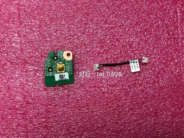 Original and New For lenovo Thinkpad T460s T470s  Power Switch Board Power Button With Cable