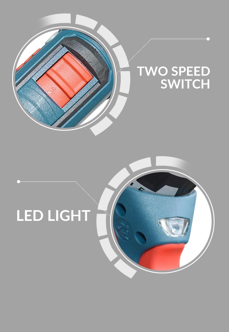 Bosch Two Speed Switch