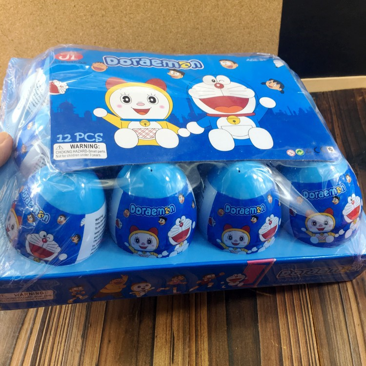 Doraemon Jingle Cats Doraemon Cartoon Capsule Toy Play House Adhesive Paper Doll Toy Decoration Collection Gift Learning Machines Aliexpress