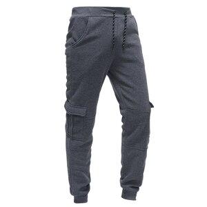 Image 1 - Nouveau pantalon de sport décontracté en trois dimensions pour hommes