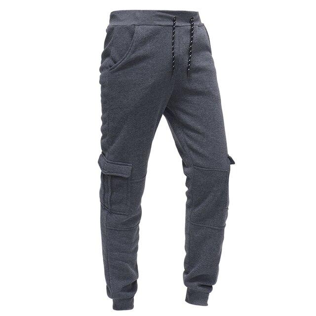 Nouveau pantalon de sport décontracté en trois dimensions pour hommes