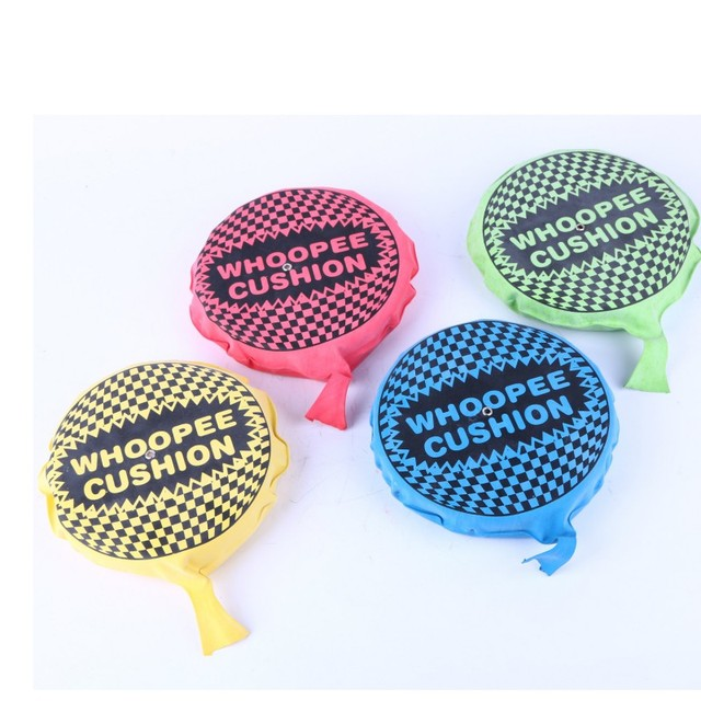 2018 Creative  Pillow Creative Funny Gadgets Tricky Toy Whoopee Cushion Jokes Gags Pranks Maker Trick Fun Toy Fart Pad CM