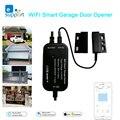 Смарт-Открыватель для гаражных дверей eWeLink, Wi-Fi, 433 МГц