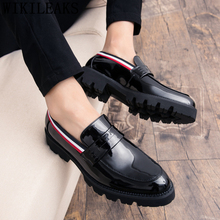 Loafers Dressing Shoes For Men Wedding Shoes