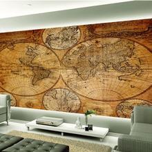 mapa antiguo RETRO VINTAGE
