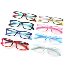 Children Glasses Frame Anti-blue Rays Occhiali di sicurezza per bambini