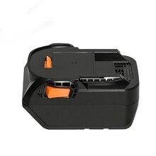цена на 18 Volts 3.0Ah/ 6.0Ah Li-ion Cordless Tool Rechargeable Battery For AEG L1815R L1830R B1820R BS 18G BSB 18G
