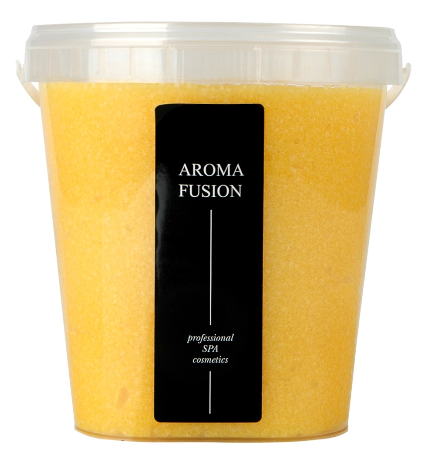 Body Scrubs AROMA FUSION ART0842 care for women and men body figure correction scrub cosmetics Unisex цена 2017